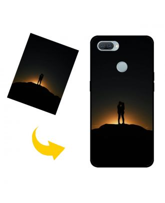 Customized OPPO A11k Phone Case with Your Photos, Texts, Design, etc.