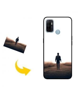 Prispôsobené OPPO A53 5G puzdro na telefón s vašimi fotografiami, textami, dizajnom atď.