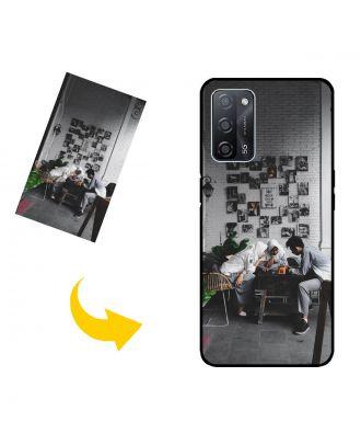 Dostosowane OPPO A55 5G etui na telefon z Twoimi zdjęciami, tekstami, projektem itp.