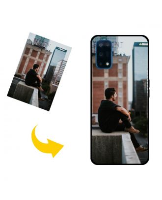Custom Made OPPO K7x Phone Case with Your Own Design, Photos, Texts, etc.