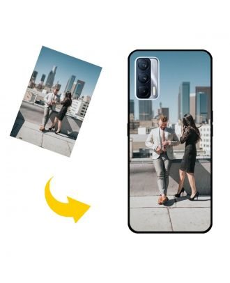 Custom Realme V15 5G Phone Case with Your Own Design, Photos, Texts, etc.
