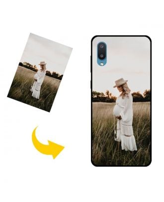 Custom Made Samsung Galaxy A02 Phone Case with Your Own Photos, Texts, Design, etc.