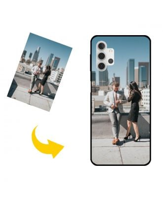 Customized Samsung Galaxy A32 5G Phone Case with Your Own Photos, Texts, Design, etc.