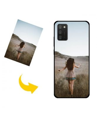Custom Samsung Galaxy M02s Phone Case with Your Photos, Texts, Design, etc.