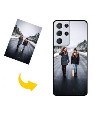 Custom Samsung Galaxy S21 Ultra 5G Phone Case with Your Photos, Texts, Design, etc.