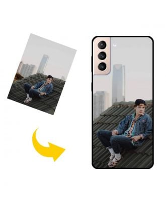 Custom Made Samsung Galaxy S21+ 5G Phone Case with Your Photos, Texts, Design, etc.