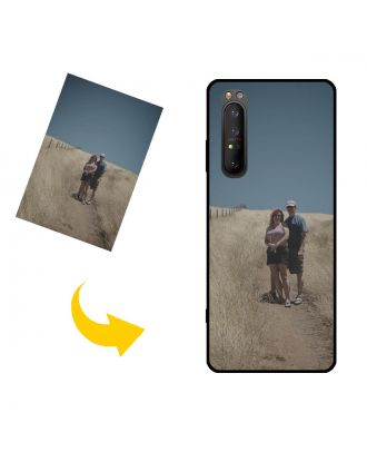 Customized SONY Xperia Pro Phone Case with Your Own Photos, Texts, Design, etc.