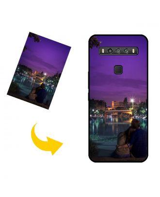 Prispôsobené TCL 10 5G UW puzdro na telefón s vašimi fotografiami, textami, dizajnom atď.