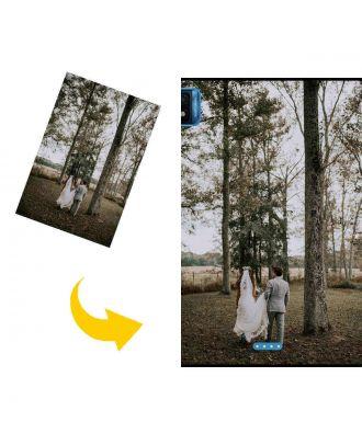 TCL NxtPaper Handyhülle mit eigenem Design und Foto selbst machen