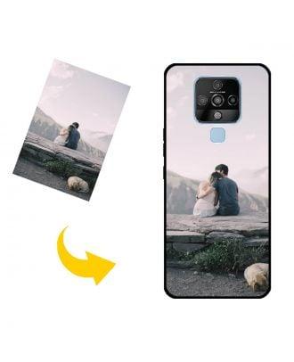 Спеціальний TECNO Camon 16 Pro чохол для телефону з власними фотографіями, текстами, дизайном тощо.