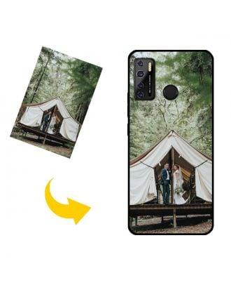 Індивідуальний TECNO Camon 16 S чохол для телефону з власним дизайном, фотографіями, текстами тощо.