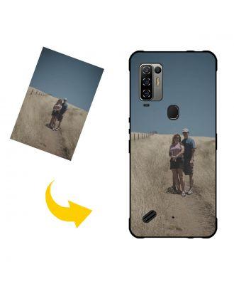 Ulefone Armor 10 5G Capa de telefone personalizada com suas próprias fotos, textos, design, etc.