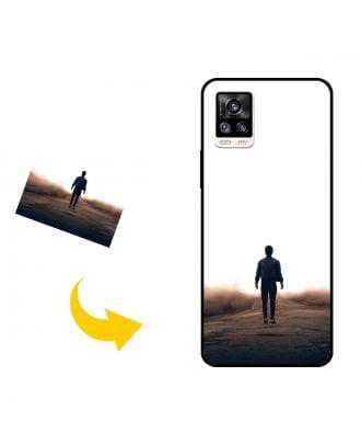 Kendi Tasarımınız, Fotoğrafları, Metinleri vb.İle Özel Yapılmış vivo V20 2021 Telefon Kılıfı