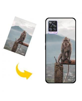 Custom vivo V20 Pro 5G Phone Case with Your Own Photos, Texts, Design, etc.