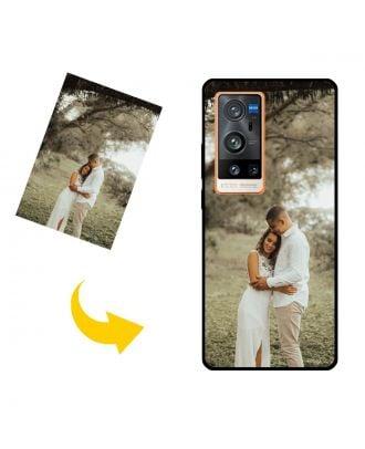 Carcasă de telefon personalizată vivo X60 Pro+ 5G cu propriile fotografii, texte, design etc.