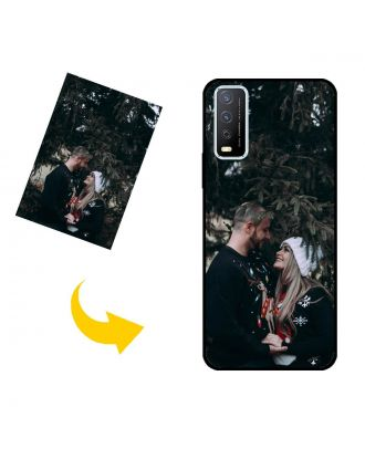 Customized vivo Y12s Phone Case with Your Own Design, Photos, Texts, etc.