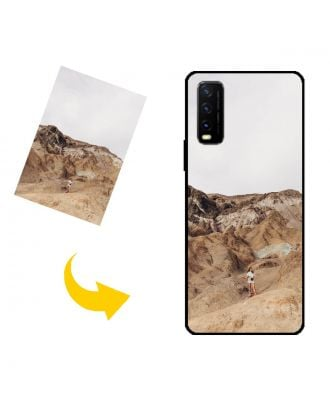 Custom Made vivo Y20 2021 Phone Case with Your Photos, Texts, Design, etc.