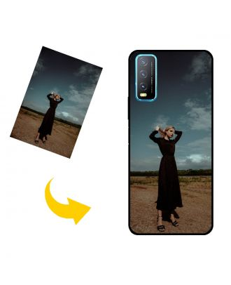 Custom vivo Y20A Phone Case with Your Photos, Texts, Design, etc.