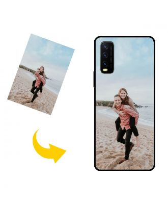 Customized vivo Y30 Standard Phone Case with Your Own Design, Photos, Texts, etc.