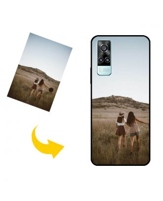 Customized vivo Y31 Phone Case with Your Own Design, Photos, Texts, etc.