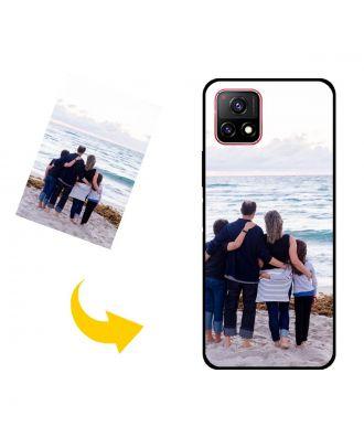 Carcasă de telefon personalizată vivo Y31s 5G cu propriile fotografii, texte, design etc.