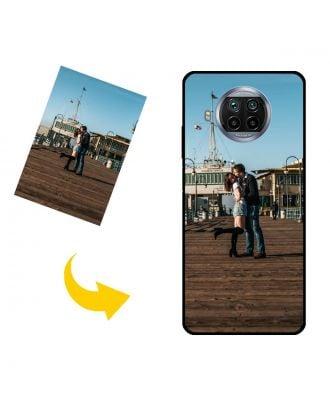 Skräddarsydd Xiaomi Mi 10i 5G telefonfodral med egna foton, texter, design etc.