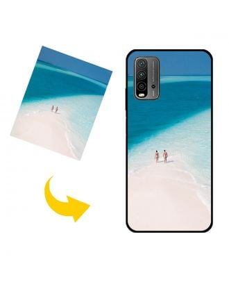 Custom Made Xiaomi Redmi 9T / Redmi 9 Power Phone Case with Your Own Design, Photos, Texts, etc.