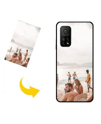 Egendefinert Xiaomi Redmi K30S telefonveske med egne bilder, tekster, design osv.