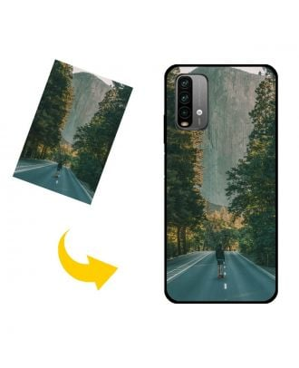 Customized Xiaomi Redmi Note 9 4G Phone Case with Your Photos, Texts, Design, etc.