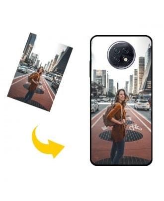 Custom Xiaomi Redmi Note 9T 5G Phone Case with Your Photos, Texts, Design, etc.