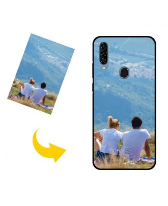 Customized Yezz Art 1 Pro Phone Case with Your Own Photos, Texts, Design, etc.
