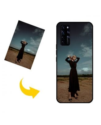 Customized ZTE Axon 20 5G Extreme Phone Case with Your Own Photos, Texts, Design, etc.