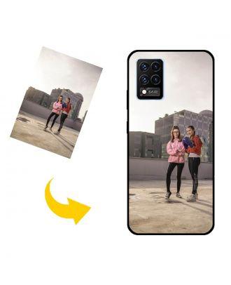Fotoğraflarınız, Metinleriniz, Tasarımınız vb.İle Kişiselleştirilmiş ZTE Blade 20 Pro 5G Telefon Kılıfı