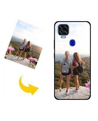 Personalized ZTE Blade V2020 5G Phone Case with Your Own Photos, Texts, Design, etc.