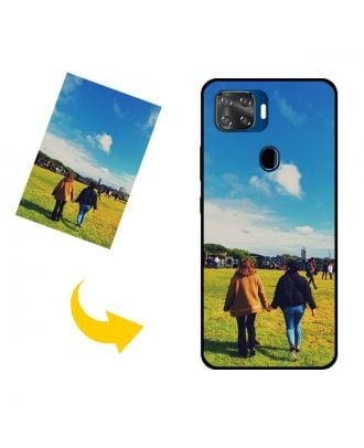 Custom Made ZTE Blade X1 5G Phone Case with Your Own Photos, Texts, Design, etc.