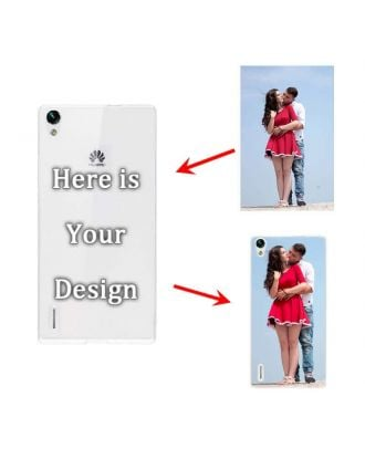 Custom phone cases for your HUAWEI P7 available at My Design List