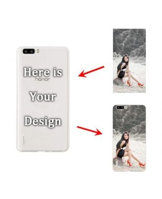 Super Phone Case Maker- Custom Design Phone Case for HUAWEI Honor 6 Plus
