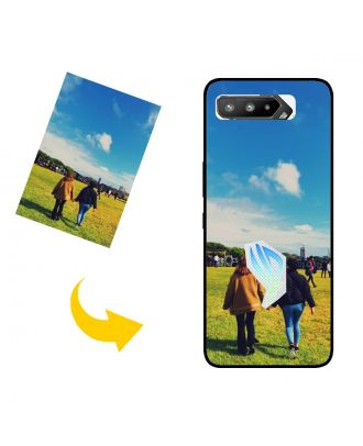 나만의 디자인, 사진, 텍스트 등으로 맞춤형 ASUS ROG Phone 5 휴대폰 케이스