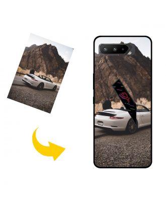 Индивидуальный ASUS ROG Phone 5 Pro чехол для телефона с вашими фотографиями, текстами, дизайном и т. Д.