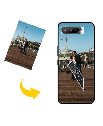 Индивидуальный ASUS ROG Phone 5 Ultimate чехол для телефона с вашими фотографиями, текстами, дизайном и т. Д.