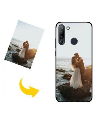 Спеціальний HTC Wildfire E3 чохол для телефону з вашими фотографіями, текстами, дизайном тощо.