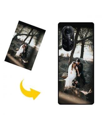 Індивідуальний HUAWEI nova 8 Pro 4G чохол для телефону з вашими фотографіями, текстами, дизайном тощо.