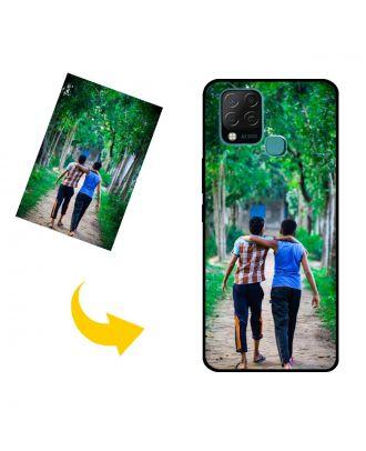 Персоналізований Infinix Hot 10s чохол для телефону з власним дизайном, фотографіями, текстами тощо.