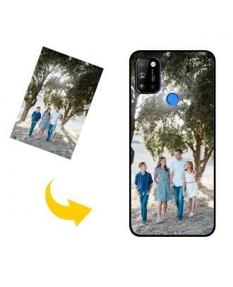 Спеціальний LG W41+ чохол для телефону з власними фотографіями, текстами, дизайном тощо.