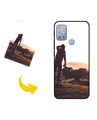 Индивидуальный Motorola Moto G20 чехол для телефона с вашим собственным дизайном, фотографиями, текстами и т. Д.