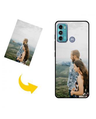 Персоналізований Motorola Moto G60 чохол для телефону з вашими фотографіями, текстами, дизайном тощо.