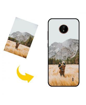 Customized Nokia C20 Phone Case with Your Own Design, Photos, Texts, etc.