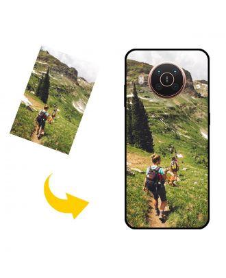 Індивідуальний Nokia X10 чохол для телефону з вашими фотографіями, текстами, дизайном тощо.