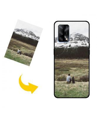 Виготовлений на замовлення OPPO A74 чохол для телефону з вашими фотографіями, текстами, дизайном тощо.