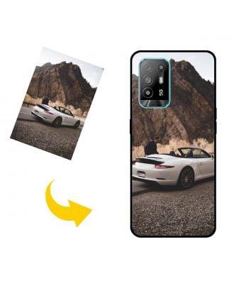 Индивидуальный OPPO A94 5G чехол для телефона с вашими фотографиями, текстами, дизайном и т. Д.